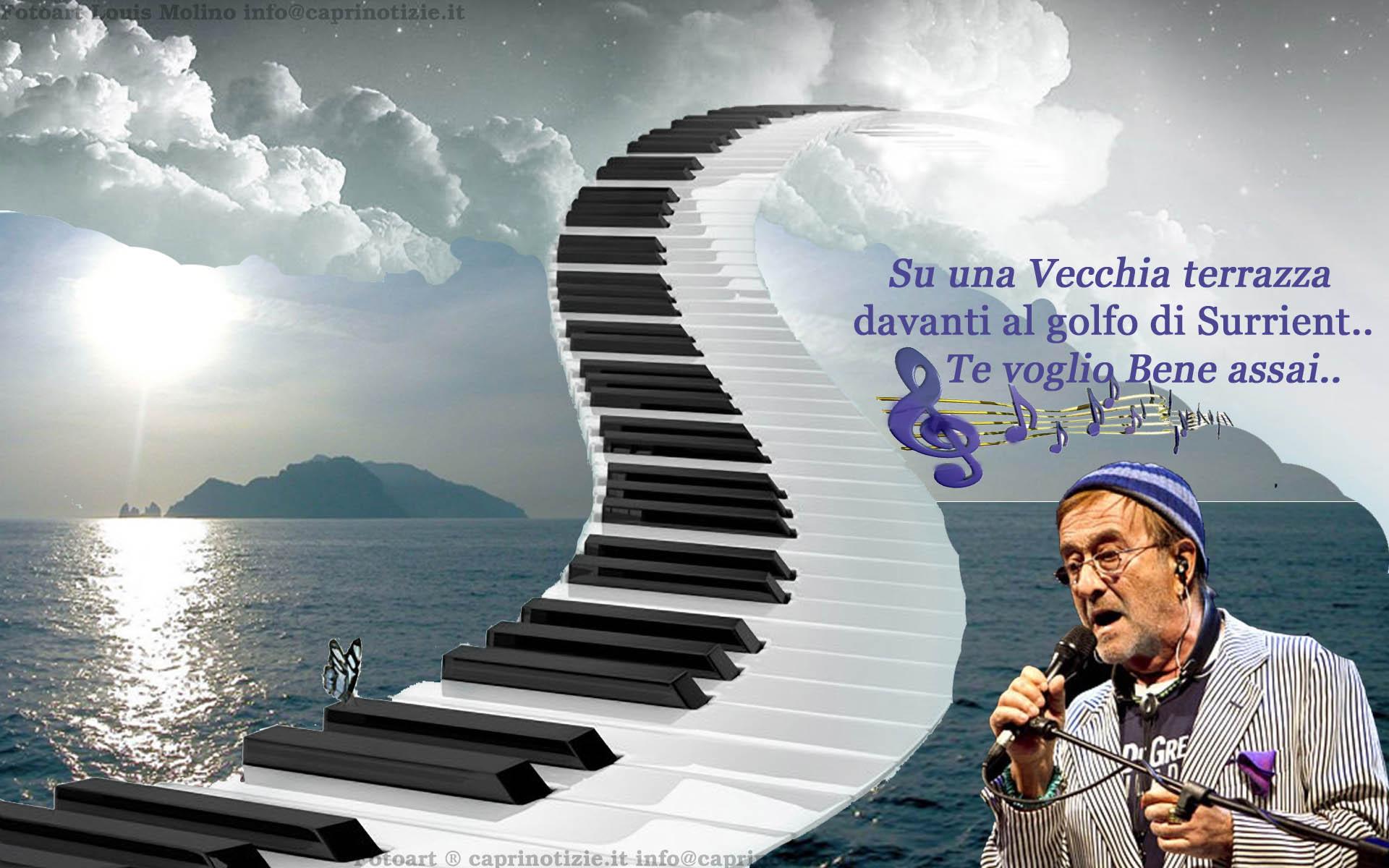 Caruso (Lucio Dalla): letra y traducción al español