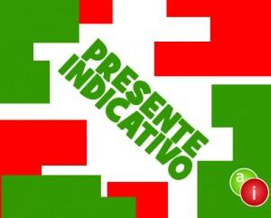 presente indicativo italiano