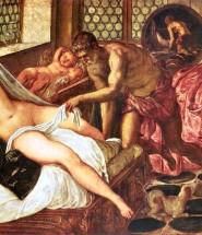 Tintoretto: Venere, Vulcano e Marte